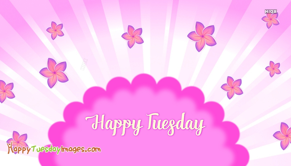 Happy Tuesday Beautiful Images