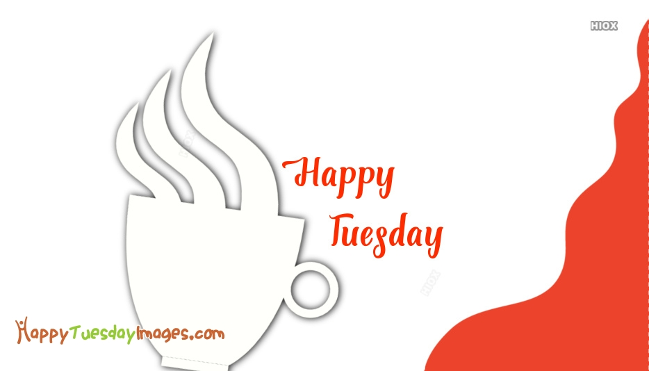 Happy Tuesday Coffee Images