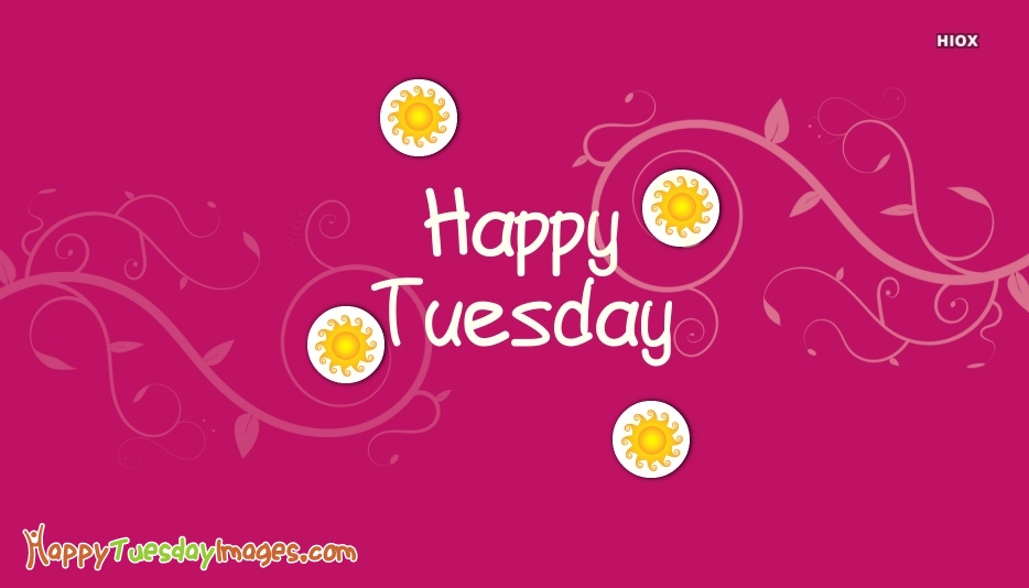 Happy Tuesday Ecard