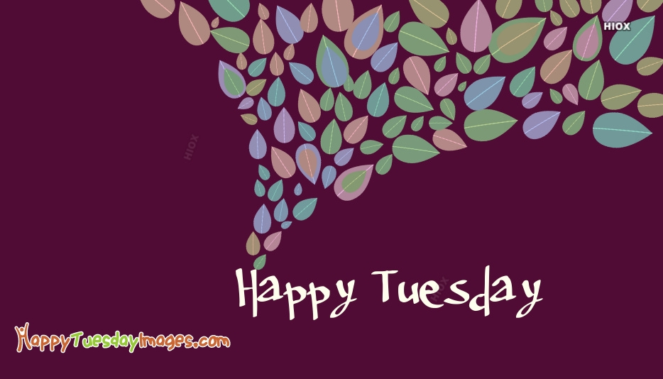 Happy Tuesday Images For Whatsapp