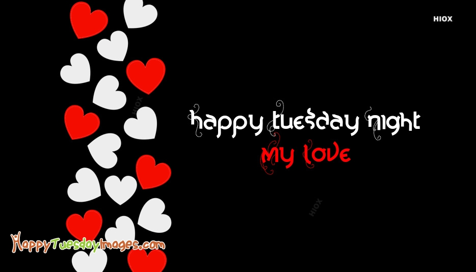 Happy Tuesday Images for Love