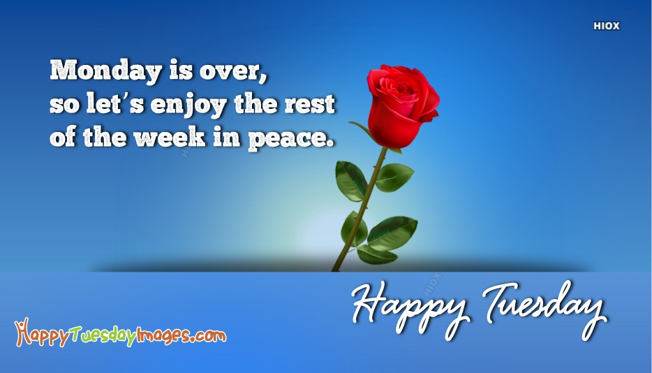 Happy Tuesday Messages Images