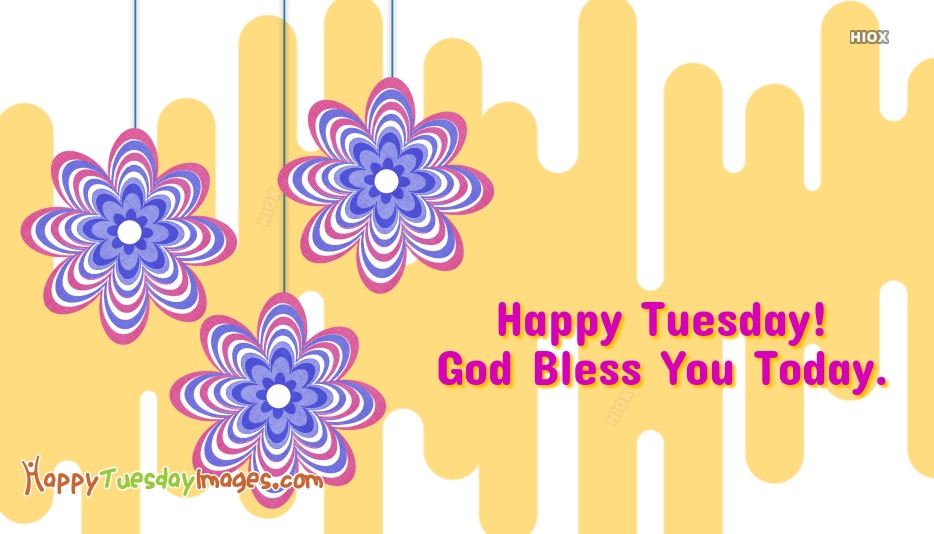 Happy Tuesday Spiritual Images