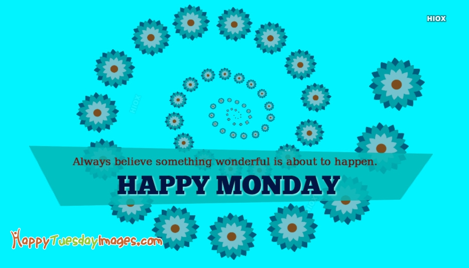 Monday Awesome Quotes