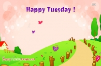 Tuesday Wishes