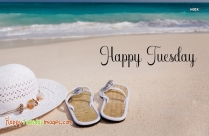Happy Tuesday Beach Images