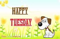 Happy Tuesday Wishes Images For Whatsapp