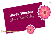 happy tuesday flower images