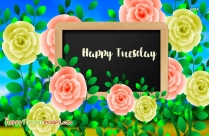 Good morning happy tuesday hd images