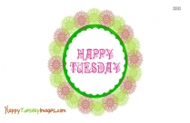 Happy Tuesday Logo