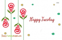 Happy Tuesday Hd Wallpaper