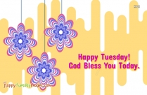 Happy Tuesday Religious Images