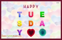 Happy Tuesday Wish