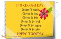 Happy Tuesday Tuesday Morning Quotes