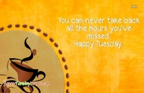 Happy Tuesday Coffee Quotes Images